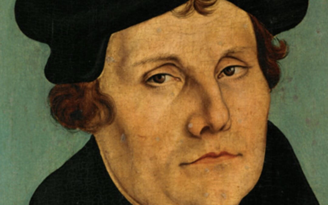 Reformation Day 2018: Salvation Is By Abounding Grace Alone